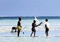Enfants Vezo Madagascar