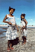 femmes vezo Madagascar