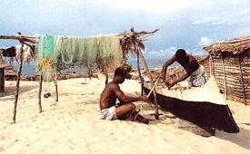 Case Vezo Madagascar
