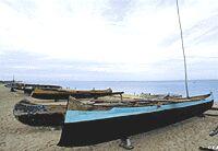 pirogue Mer Vezo Madagascar
