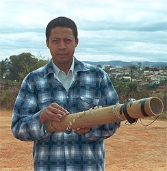 Instruments de musique Madagascar