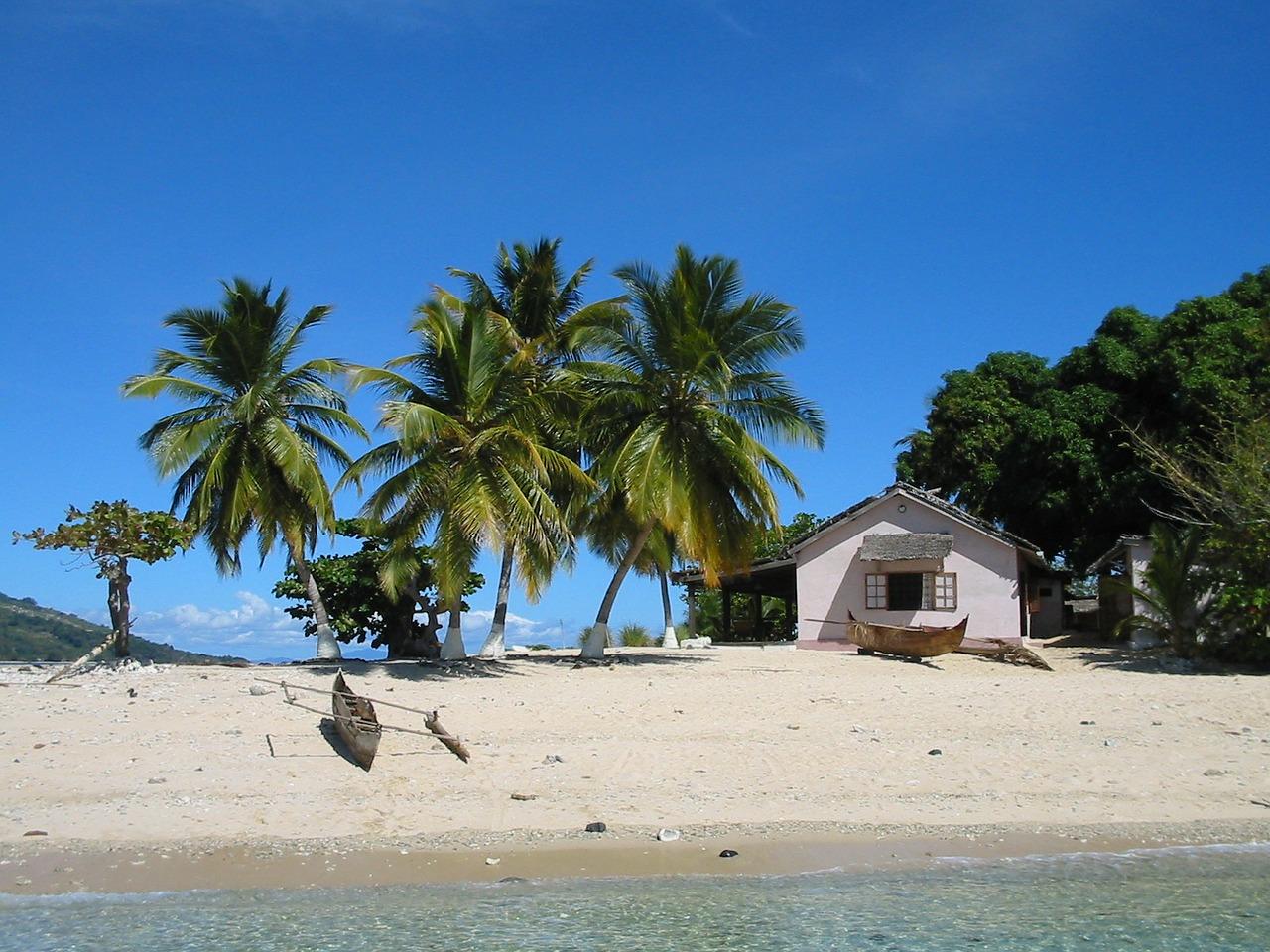 Week end denière minute Madagascar